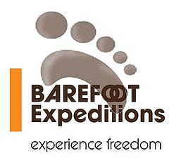 Barefootexpeditions logo