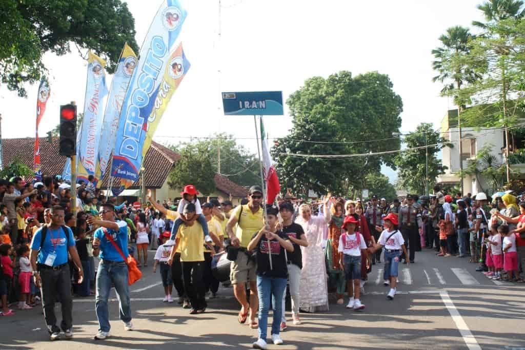 Iran Indonesia