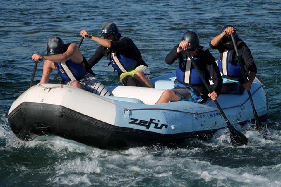 Arge team paddle