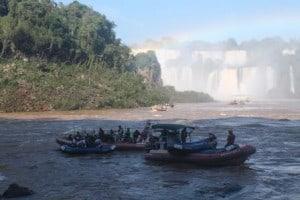Iguassu start