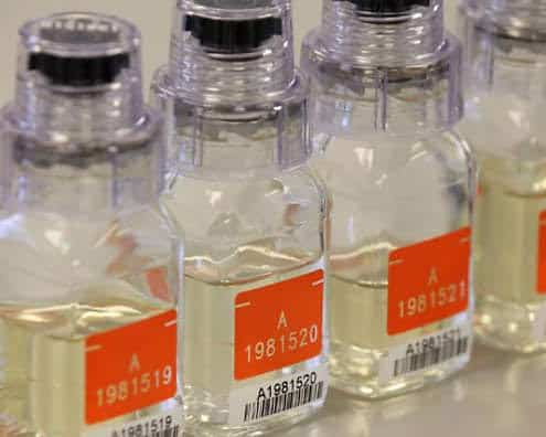 First positive doping test in IRF history