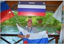 Russia trener