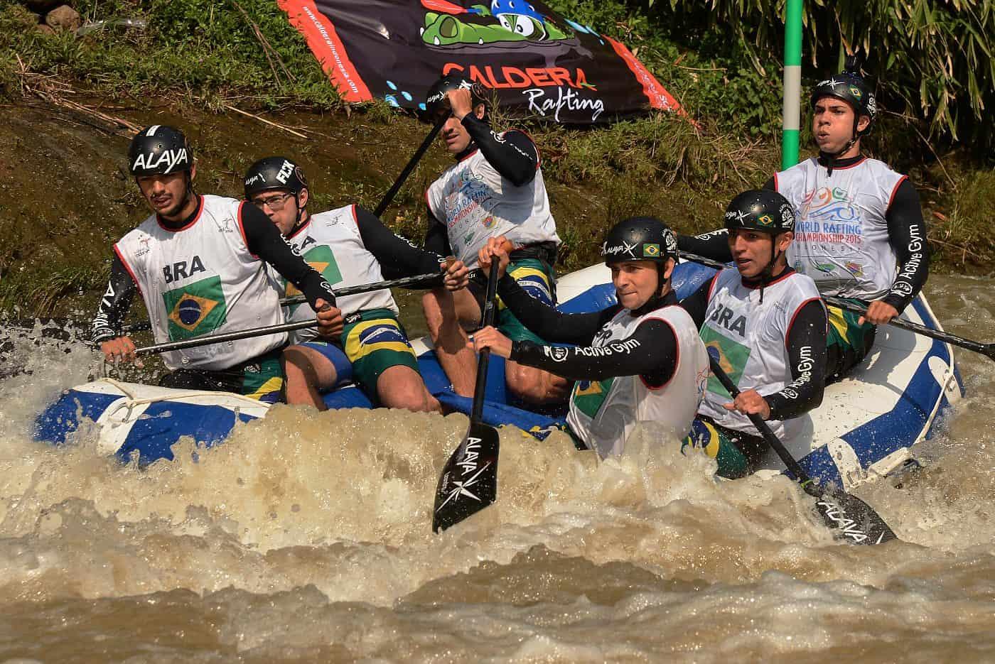 U23 Men Slalom Brazil