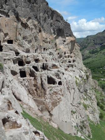 EC Georgia cliffs