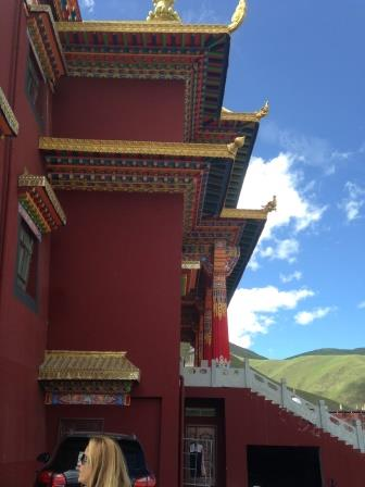 China outer building