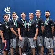 WRC 2017 GB Open Men - full team