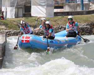 Rafting Championships with a World twist