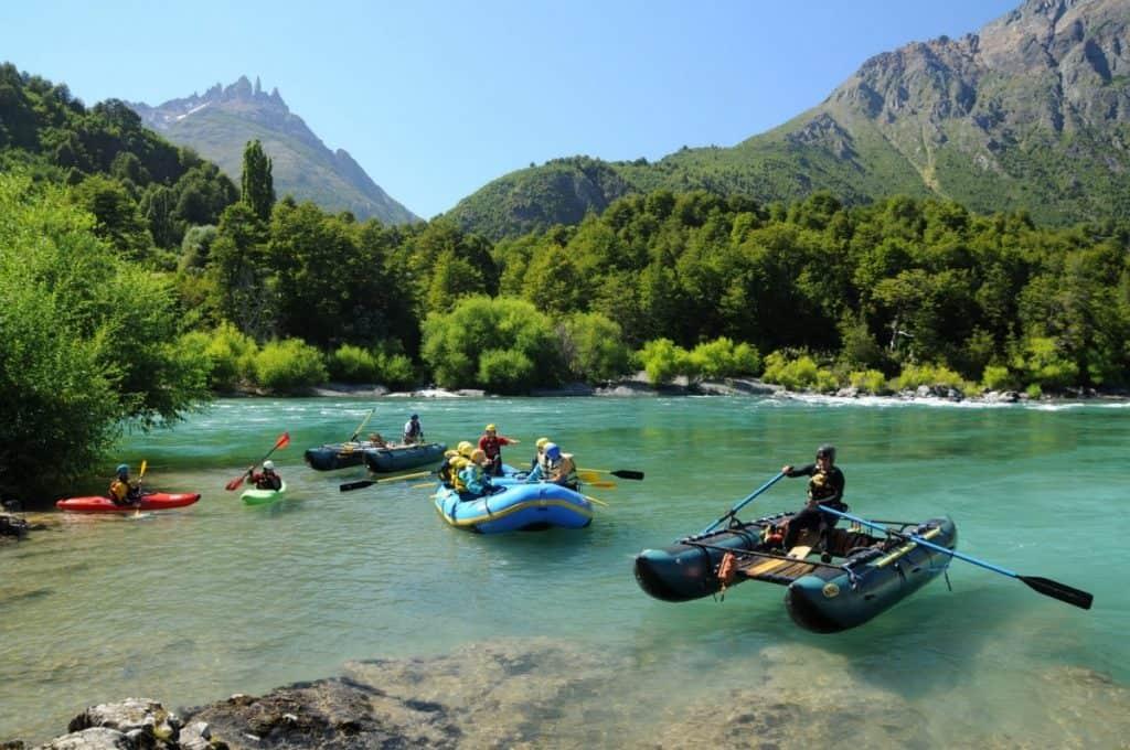 Top 10 most threatened rivers - Futaleufu