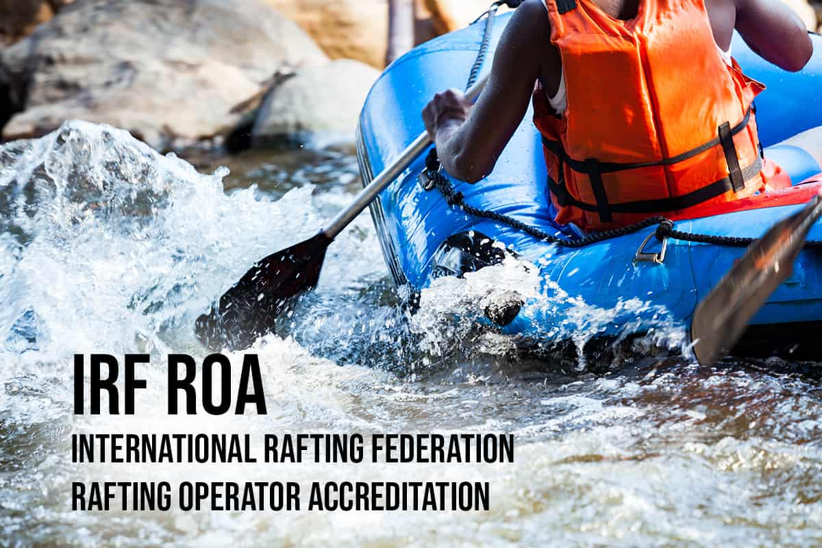 Rafting Operator Accreditation (ROA) launch