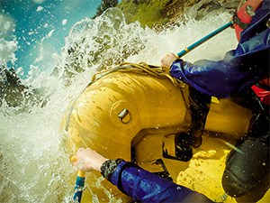 Getting back into rafting