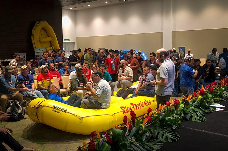 Inaugural World White Water Rafting Safety Summit