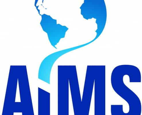 Logo of the Alliance of Independent Recognised Members of Sport (AIMS)