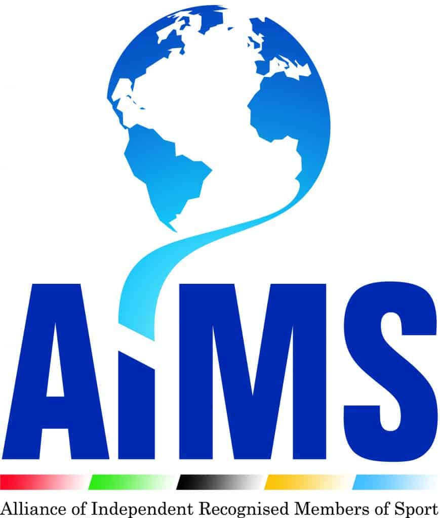 The Alliance of Independent recognised Members of Sport (AIMS) -  International Rafting Federation
