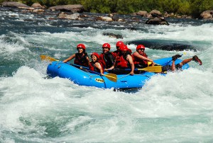 Rafting dictionary – know your boof from your bootie
