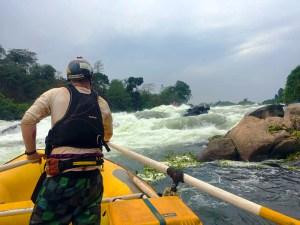 Rafting dictionary - oar raft