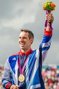 Etienne Stott - canoe slalom Olympic gold medalist 2012
