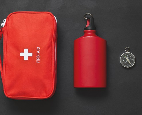 GTE First Aid requirements