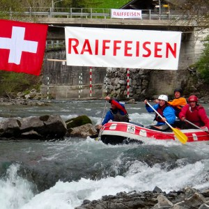 Swiss Rafting Champs 2021