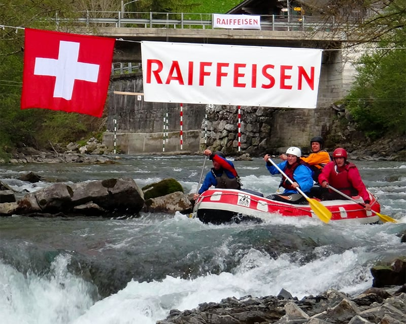 Swiss Rafting Champs 2021