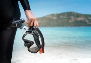 Top 3 Non-Rafting Activities - Snorkelling
