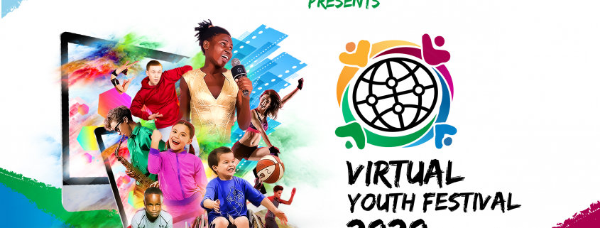 Virtual Youth Festival poster