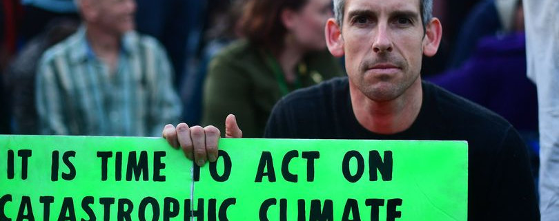 Etienne Stott - championing for our climate