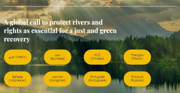 protect rivers