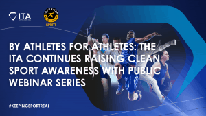 Raising clean sport awareness – public webinar available now for all athletes