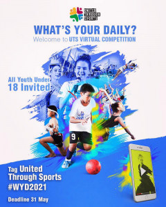 Calling all youth rafters! What's your daily?