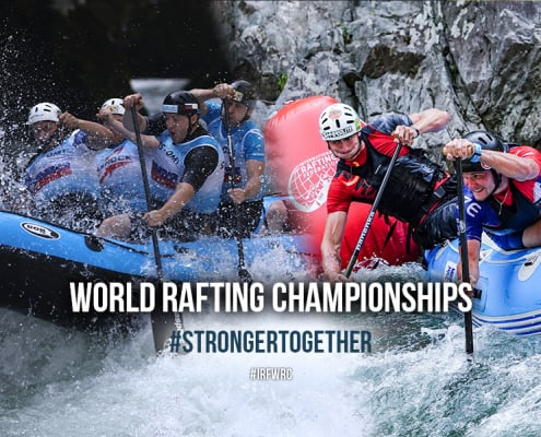 2021 IRF World Rafting Championship