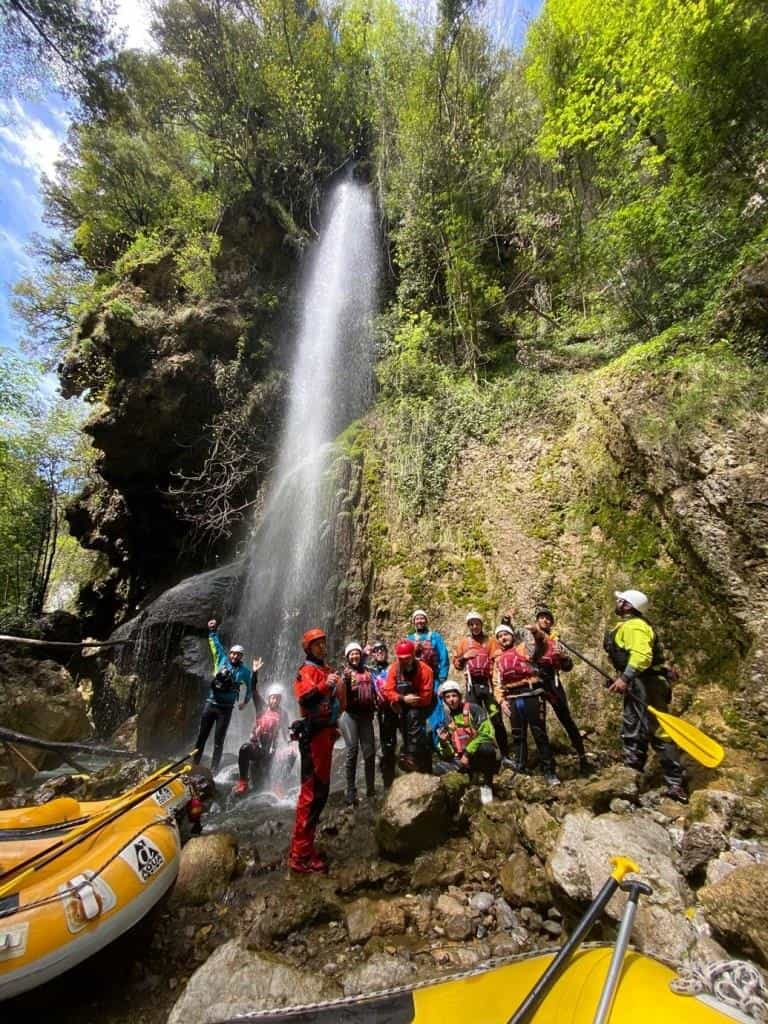IRF guide training course in Italy