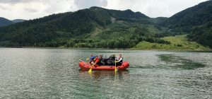 Buzau river clean up nets 1000 bags of rubbish in just a few hours