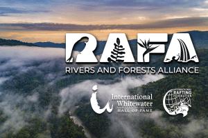 International Whitewater Hall of Fame and IRF honour RAFA