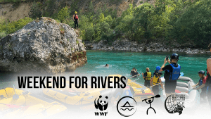 """""""Weekend for rivers"""" celebrated the Tara river"""