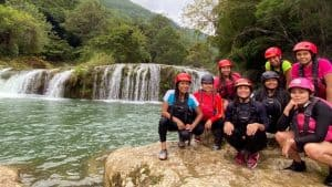 1st women only guide workshop in Mexico